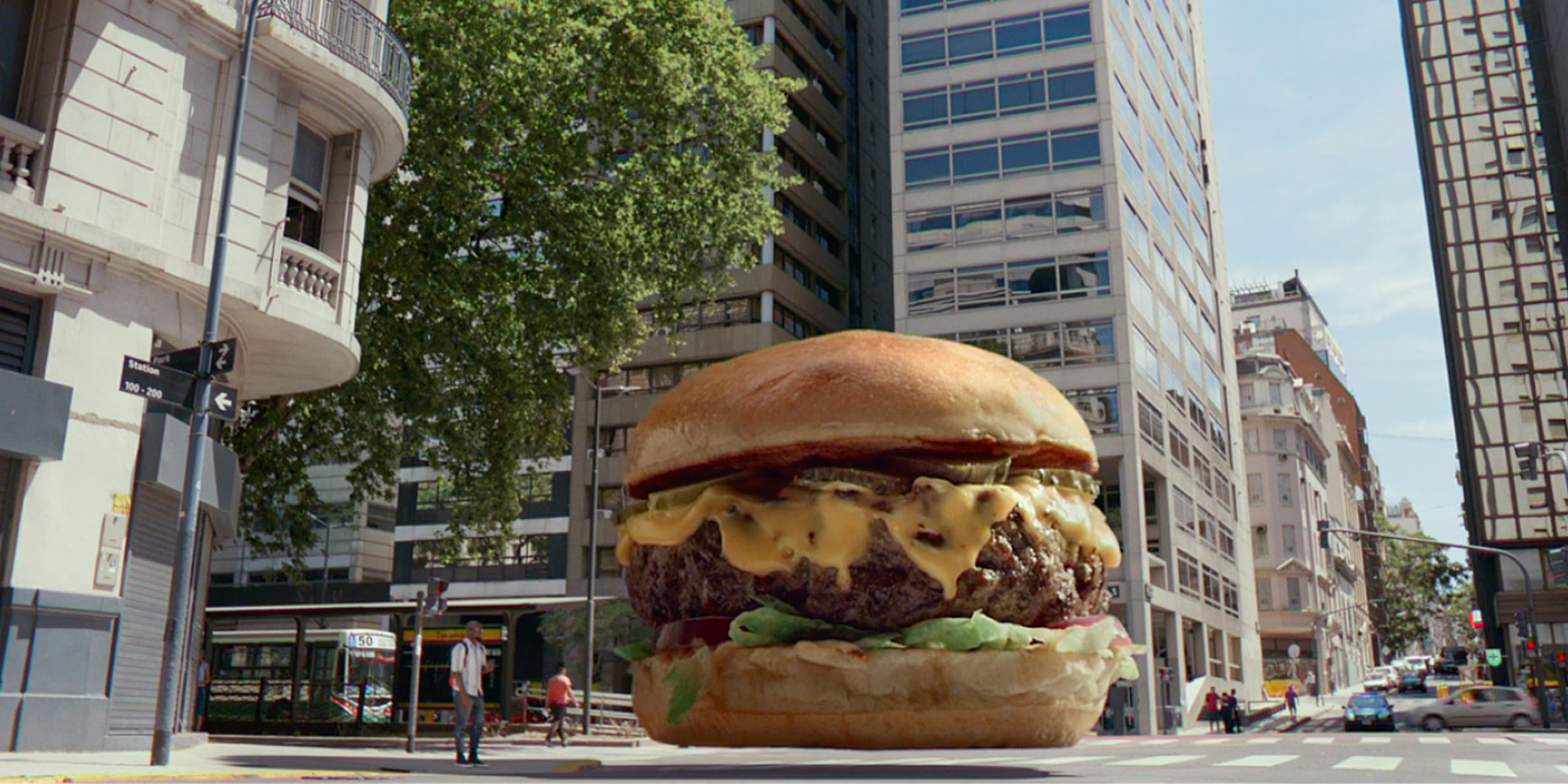 Deliveroo | Eat More Amazing